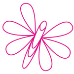 WHFS Logo-high res_Pink Butterfly