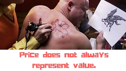 Price does not always mean value.Choose the best PT for you!