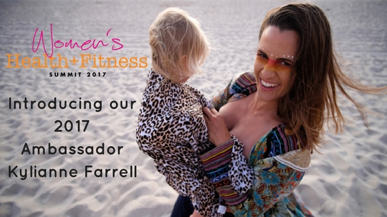 mishfit WHFS Introducing our Ambassador Kylianne Farrell