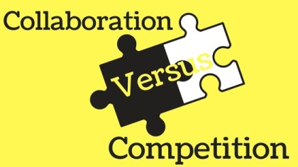 Collaboration vs competition