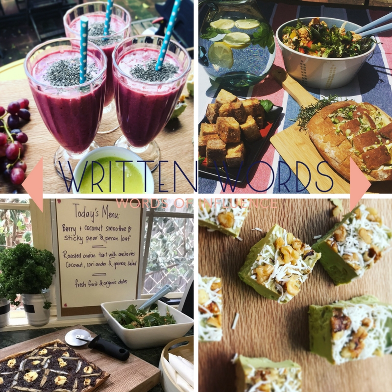 Food from WOI workshop