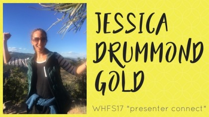 Jessica Drummond gold